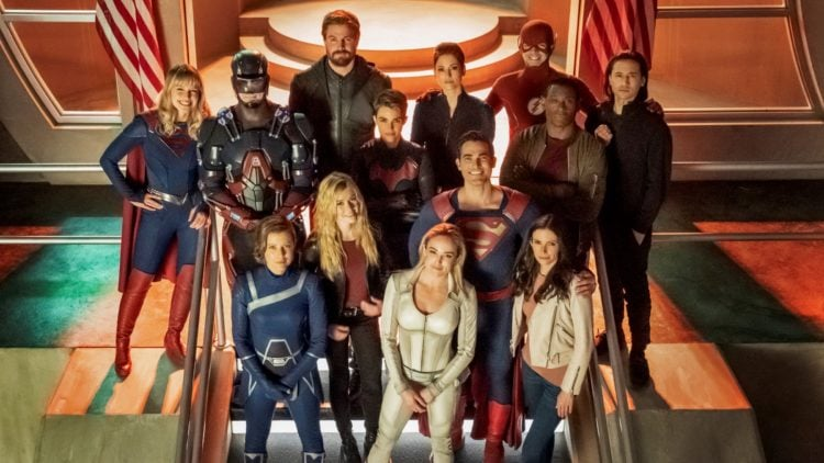 Crisis On Infinite Earths: Check Out A Multiverse's Worth Of Pics From 'Supergirl'