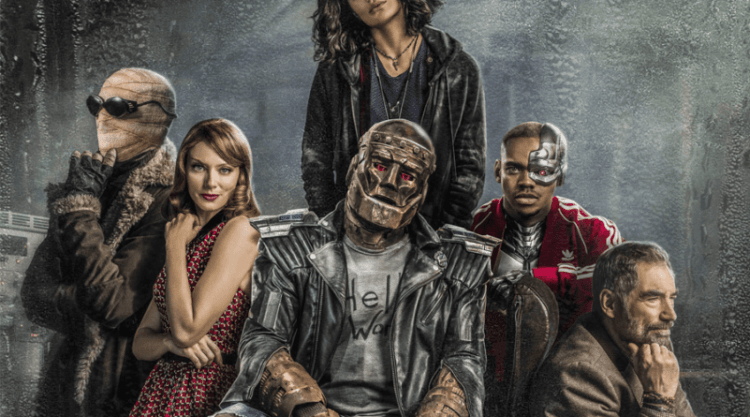Doom Patrol Season 2 Stays on DC Universe, Coming to HBO Max