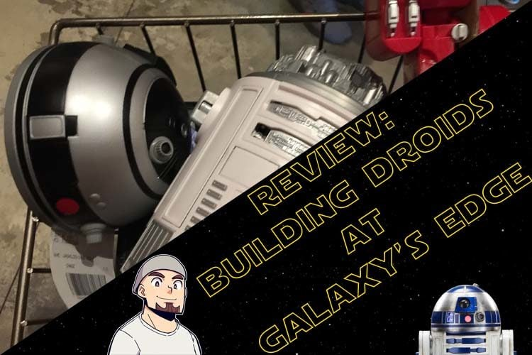 Review: Building Droids at Galaxy's Edge