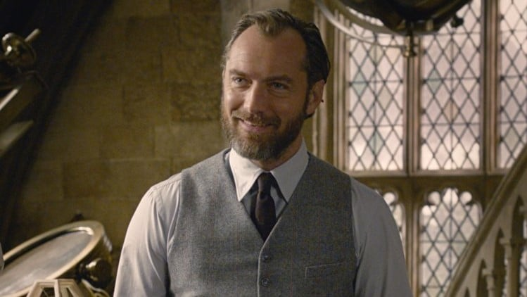 Fantastic Beasts 3 Will Include More Dumbledore And Hogwarts