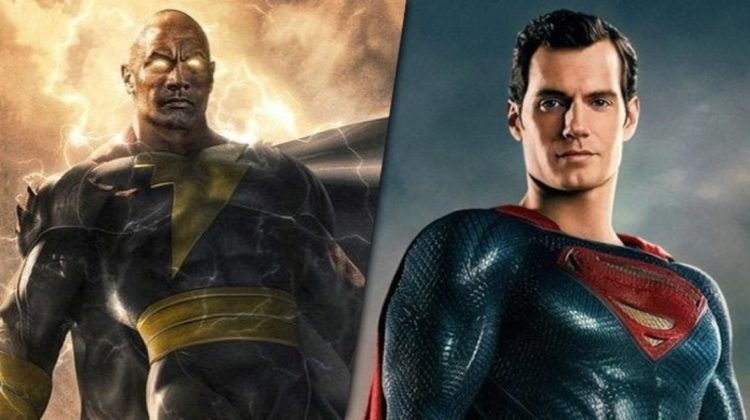 Black Adam Could Have An Appearance From Henry Cavill As Superman