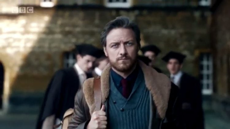 James McAvoy Wasn't The First Choice To Star In 'His Dark Materials'