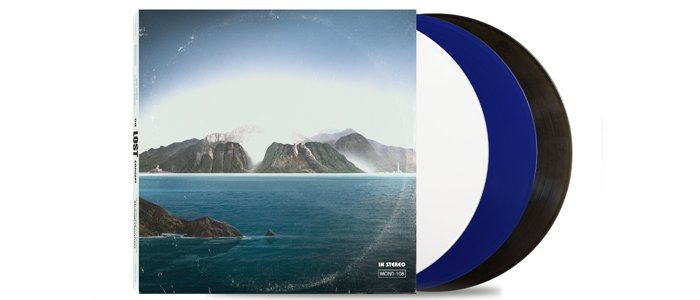 Will The Lost 3-Vinyl Soundtrack Warm Up Your Holiday?