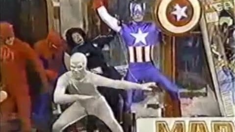Thanksgiving Throwback: Check Out The 'Masters Of The Universe'/'Princess Of Power' And Marvel Floats In The Macy's Parade