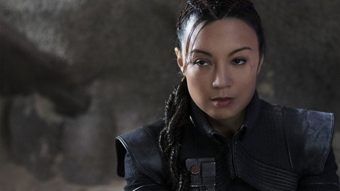 Newest The Mandalorian Trailer Reveals Ming-Na Wen's Fennec Shand