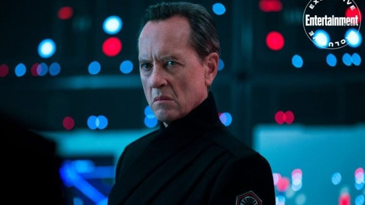The First Look At Richard E. Grant In 'Star Wars: The Rise Of Skywalker' Has Been Revealed
