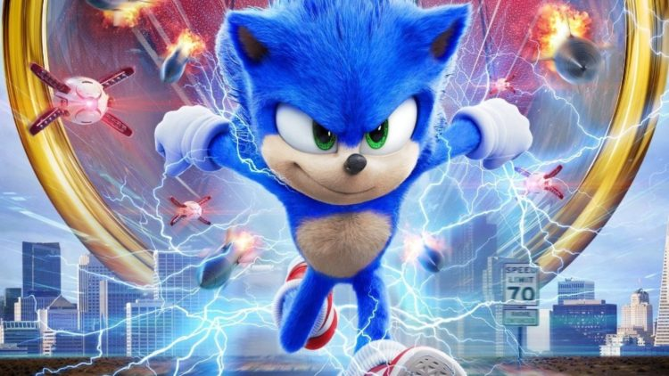 New Sonic The Hedgehog Trailer