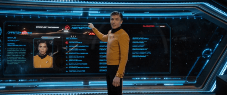 Final Frontier Friday: 'Brother'