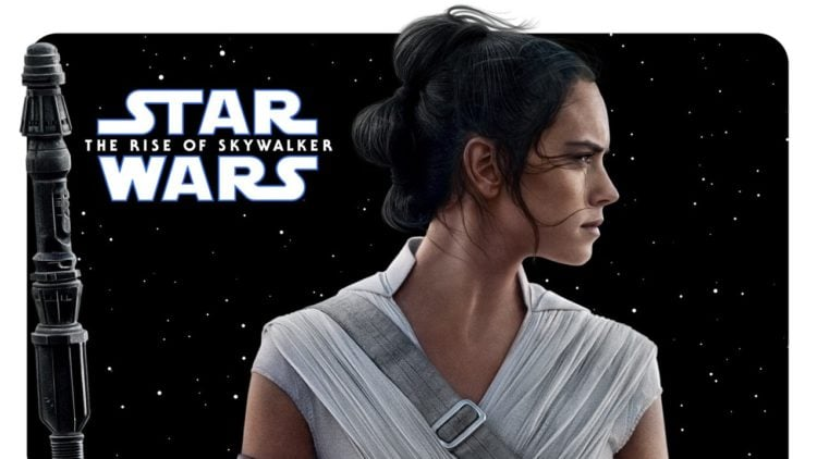 Star Wars: The Rise Of Skywalker' Character Posters - Rey