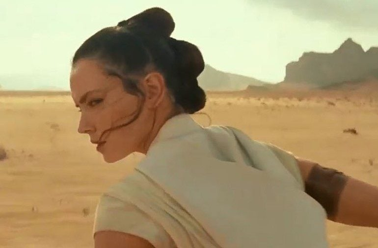 Star Wars The Rise Of Skywalker Daisy Ridley Says The Parents Thing Is Not Satisfied After The Last Jedi Sciencefiction Com