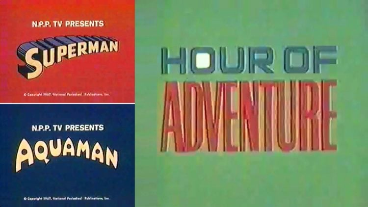 Super Saturday: 'The Superman/Aquaman Hour Of Adventure' (1967)