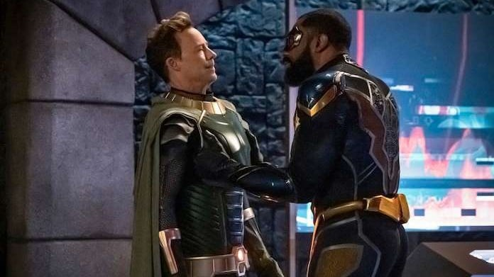 "Cress Williams Discusses Black Lightning's Role In ""Crisis On Infinite Earths"""