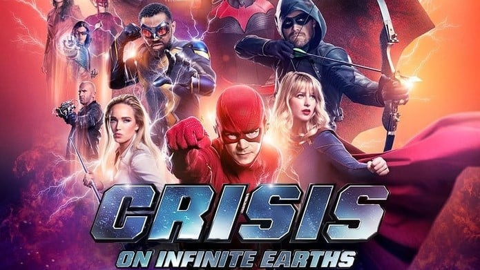 "New ""Crisis On Infinite Earths"" Poster"