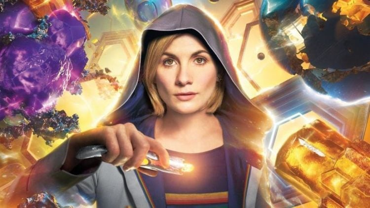 doctor who: Jodie Whittaker as the 13th Doctor concept art