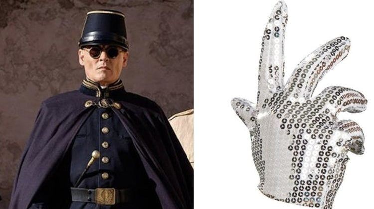 Johnny Depp Keeps Getting Weirder: Producing A Stage Musical About Michael Jackson's Glove As A Blood-Drinking Alien