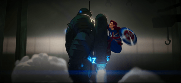 'What If Peggy Carter Took The Super Soldier Serum?