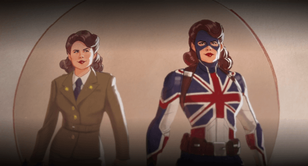 What If Peggy Carter Took The Super Soldier Serum?