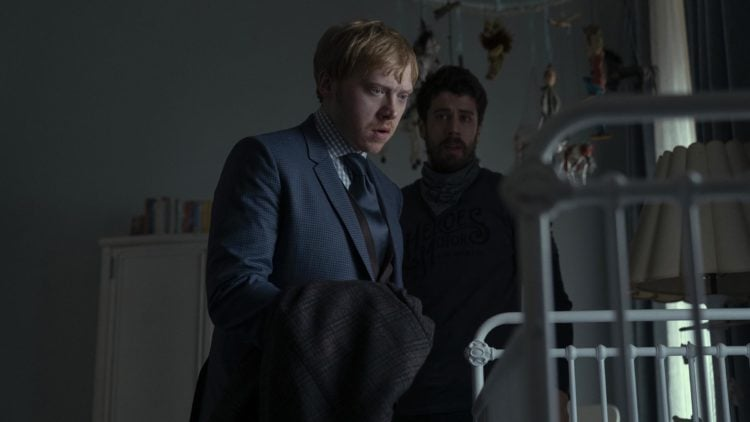Rupert Grint in Apple TV+'s 'Servant'