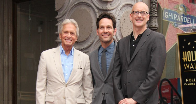 Michael Douglas, Paul Rudd, Peyton Reed