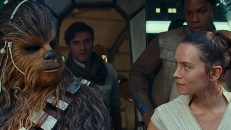The Writing Credits For Star Wars: The Rise Of Skywalker Have Been Determined