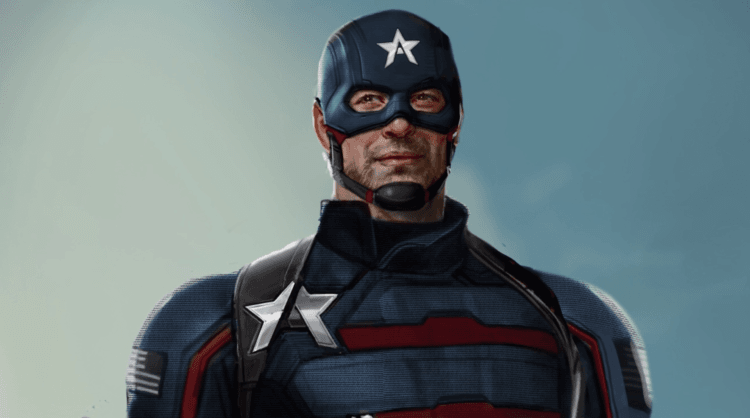 The Falcon And The Winter Soldier - US Agent concept art