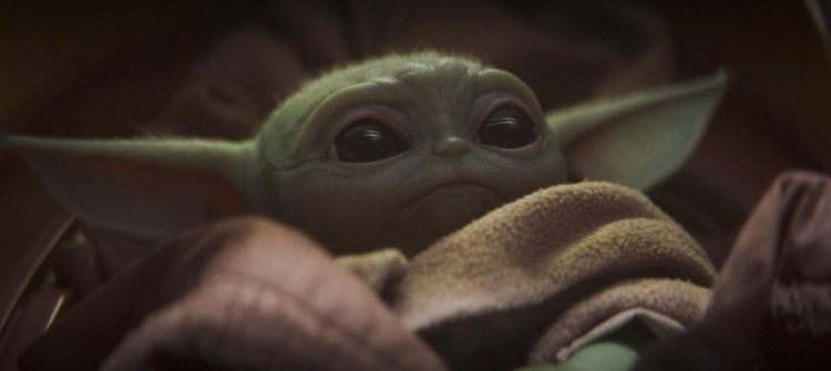 Don't Hold Your Breath For Baby Yoda Toys This Year