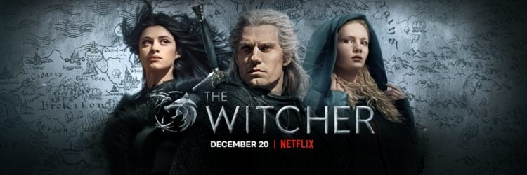 New 'The Witcher' Poster Shows Off Geralt, Ciri, And Yennefer
