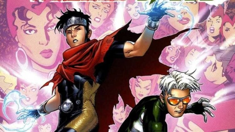 WandaVision May Give Us Wiccan And Speed