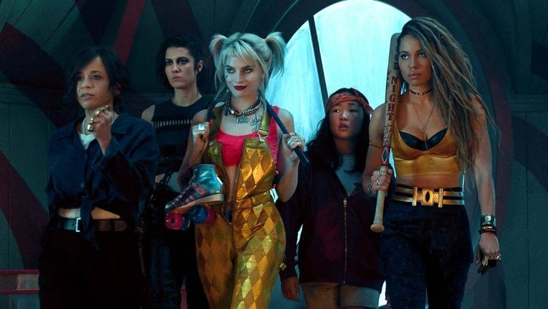 The ladies of Birds of Prey
