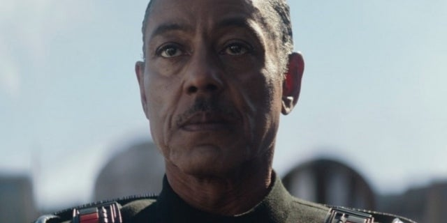 Star Wars: Moff Gideon Is A Warden Of The First Order Set To Bring Order To The Galaxy