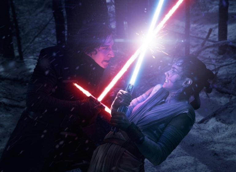 """'Star Wars: The Last Jedi' Available on Disney+ With """"Score Only"""" Version"""