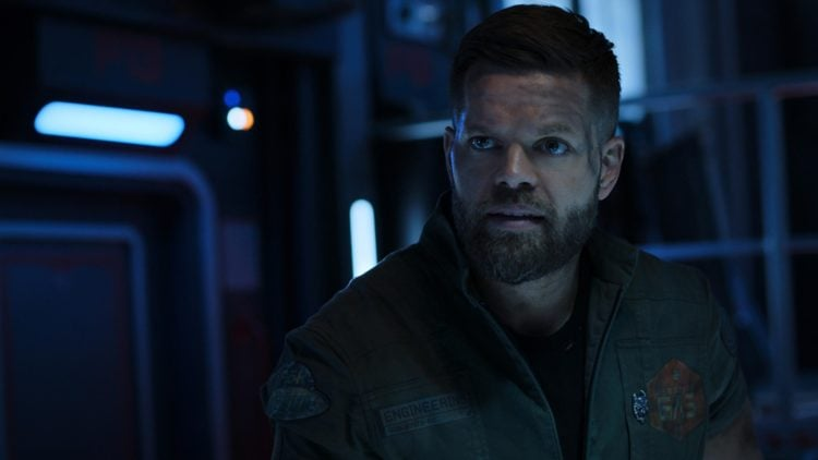 The Expanse: Wes Chatham Says Amos Will Have Sex In Season 4