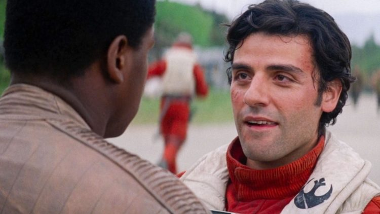 Oscar Isaac, John Boyega in 'Star Wars: The Rise Of Skywalker'