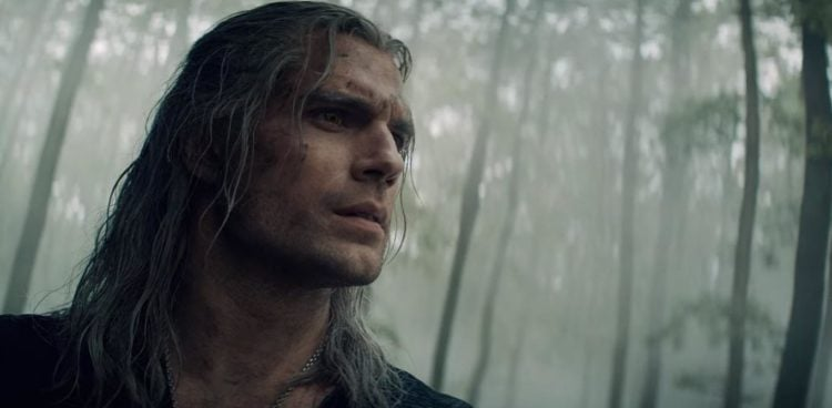 The Witcher Season 1 Finale Henry Cavill as Geralt