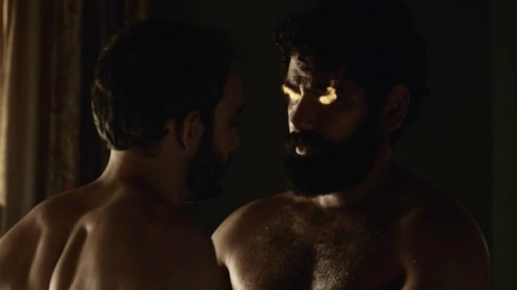 Mousa Kraish (The Jinn) Has Also Been Let Go From 'American Gods' Season 3