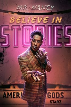 Orlando Jones as Mr. Nancy