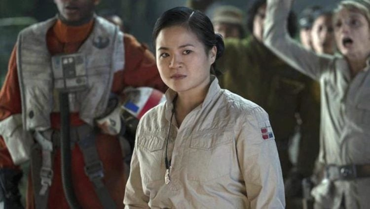 John M. Chu Wants To Direct A 'Rose Tico' Disney+ Series