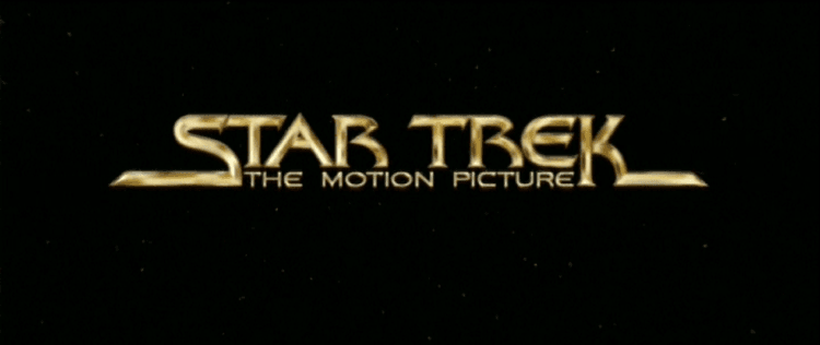 Final Frontier Friday: Star Trek: The Motion Picture
