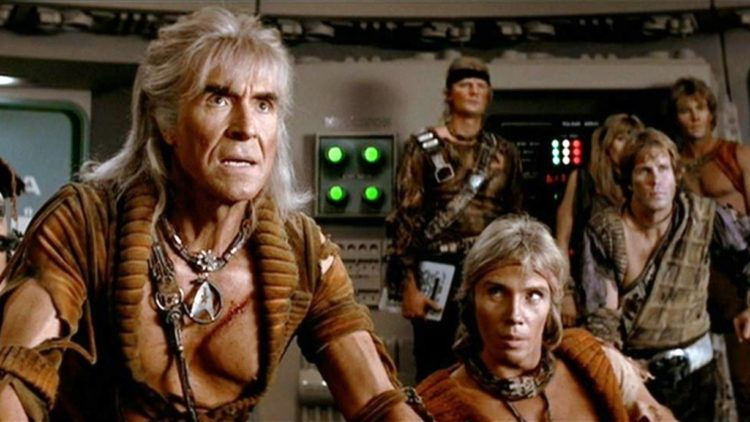Star Trek The Wrath Of Khan screen shot