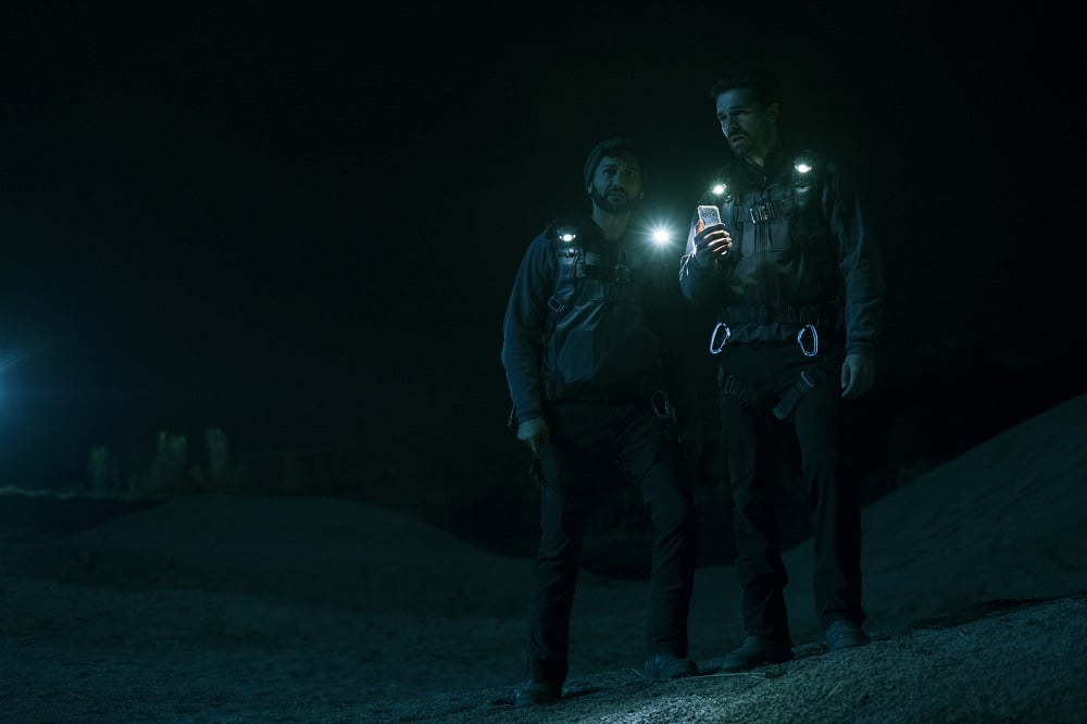 The Expanse ep 3