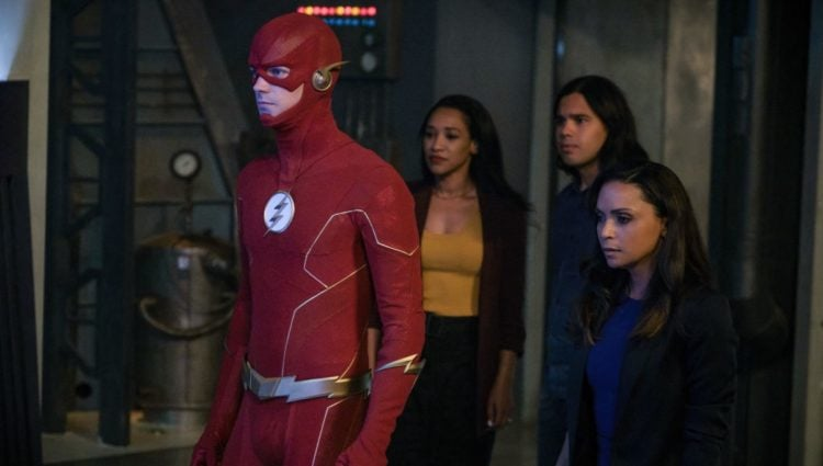 The Flash Episode 8