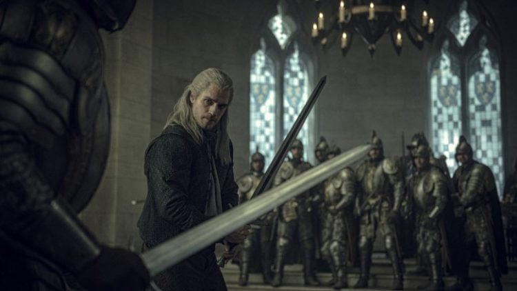 The Witcher Final Trailer Shows Two Armies At War