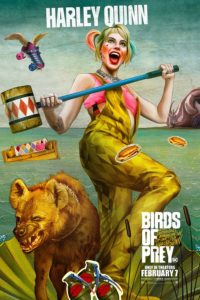 Birds Of Prey poster Harley Quinn