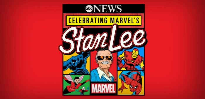 Celebrating Marvel's Stan Lee opening still