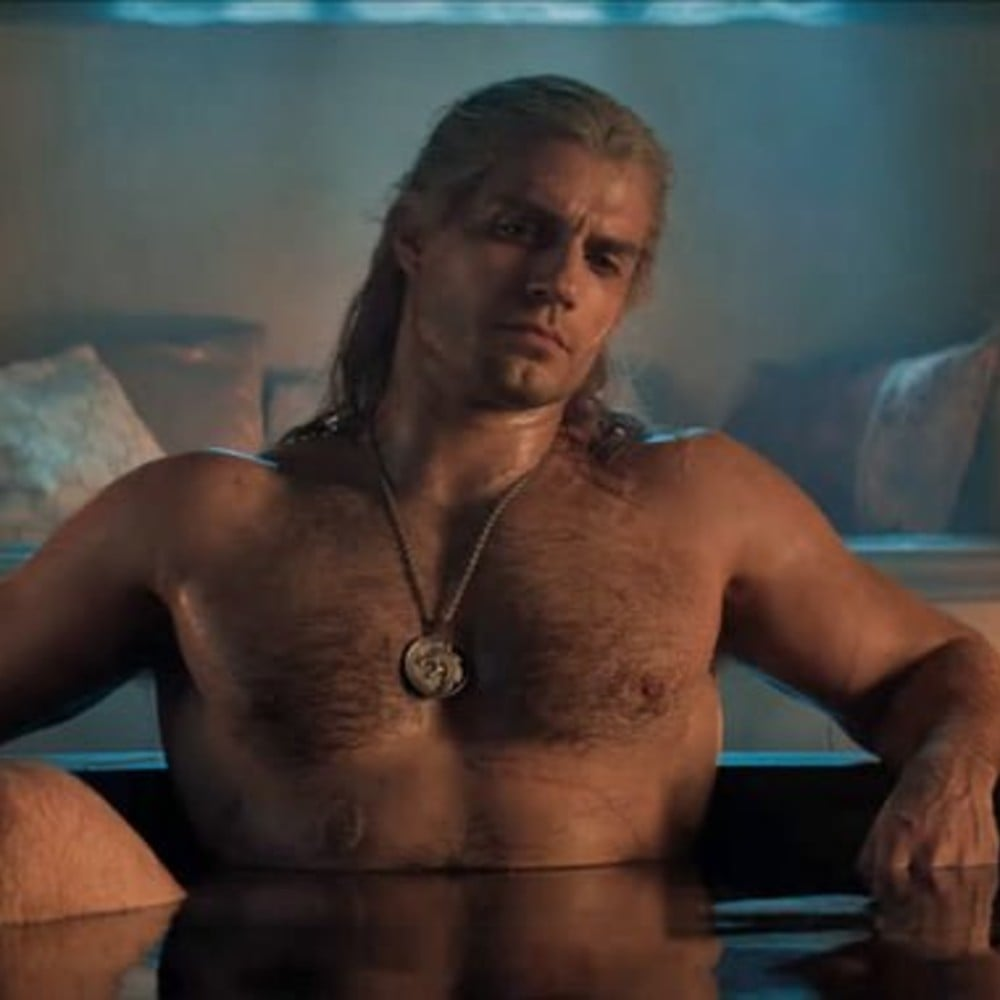 the witcher henry cavill slider image
