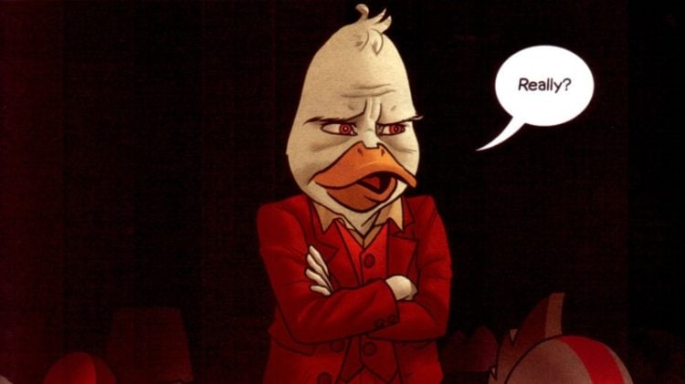 Kevin Smith Weighs In On 'Howard The Duck' Being Cancelled