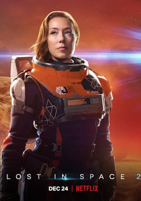 Lost In Space 2 Molly Parker as Maureen Robinson
