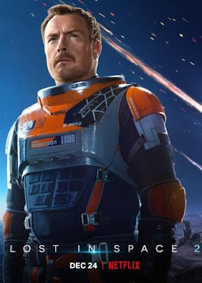 Lost In Space 2 Toby Stephens as John Robinson