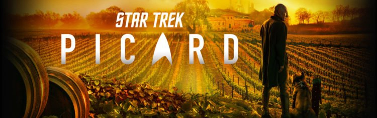 Star Trek: Picard title screen
