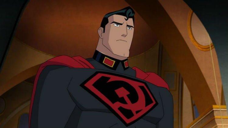Superman: Red Son' Trailer still